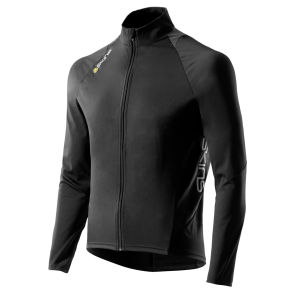 C400 Men's Wind Jacket - Black/Graphite