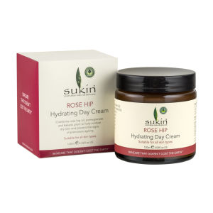 Rose Hip Hydrating Day Cream (120 ml)