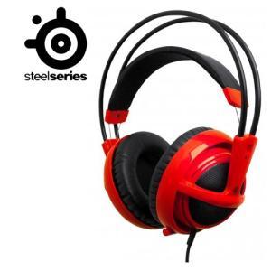 SteelSeries Siberia V2 Headset – Red