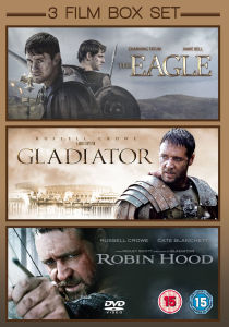 The Eagle (2010)/ Gladiator (2000)/ Robin Hood (2010)