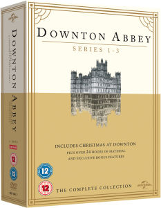 Downton Abbey - Seizoen 1-3 en Kerstspecial