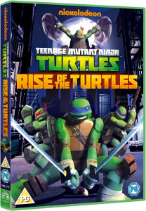 Teenage Mutant Ninja Turtles: Rise of the Turtles - Season 1 Volume 1