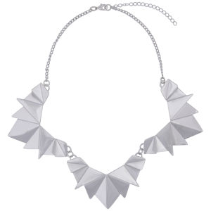 Vero Moda Women's Hermione Necklace - Silver