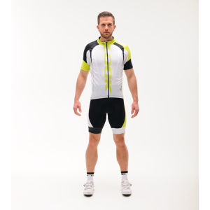 Look Pro Team Jersey - White/Green