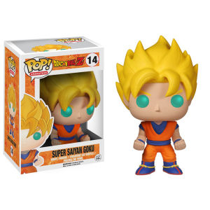 Dragonball Z Super Saiyan Goku Pop! Vinyl Figure