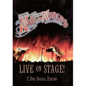 Jeff Waynes Musical Version Of War Of Worlds: Live