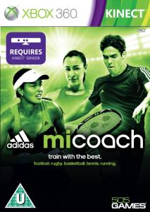 Adidas miCoach (Kinect)
