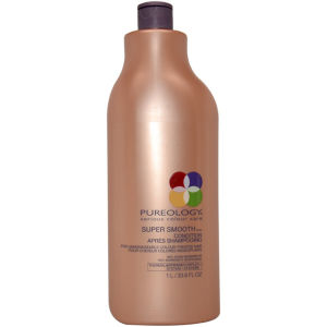 Pureology Super Smooth Conditioner (1000ml) with Pump - (Worth £75.00)