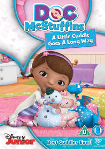 Doc McStuffins: A Little Cuddle Goes a Long Way - Volume 3