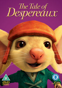 The Tale of Despereaux - Big Face Edition