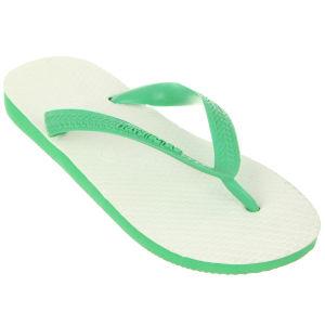Havaianas Women's Tradicional Flip Flops - Green
