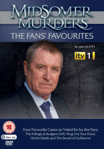 Midsomer Murders The Fan's Favourites