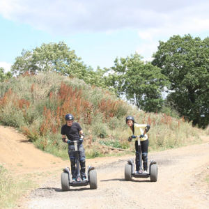 Extended Segway Rally Anytime for One
