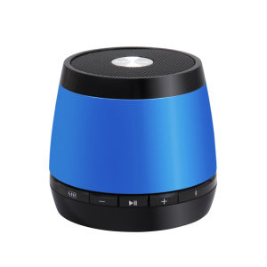 HMDX Jam Classics Wireless Portable Bluetooth Speaker - Blue