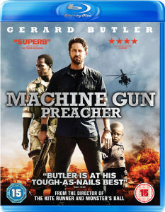 Machine Gun Preacher (Single Disc)