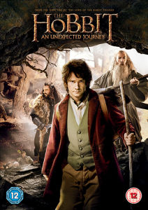 The Hobbit: An Unexpected Journey (Includes UltraViolet Copy)