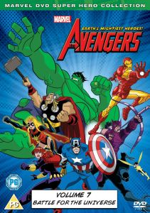 Avengers: Earth's Mightiest Heroes - Volume 7