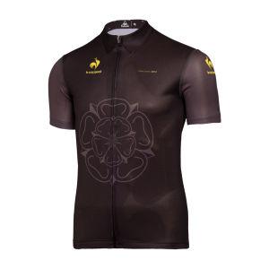 Le Coq Sportif Tour de France Dedicated Yorkshire Official Jersey - Black
