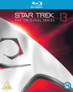 Star Trek Original Series Seizoen 3