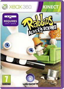 Raving Rabbids: Alive and Kicking (Kinect)