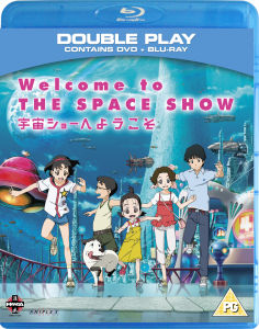 Welcome to the Space Show - Double Play (Blu-ray and DVD)