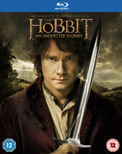 The Hobbit: An Unexpected Journey (Bevat UltraViolet Copy)