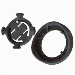 Speedfil Garmin Adapter Ring, Tube Clip and Strap