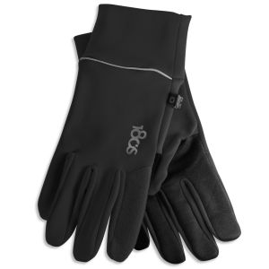 180s Men's Foundation QuantumHeat Fabric Glove - Black