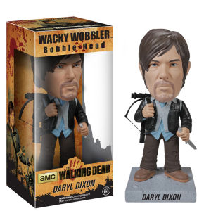 Figurine Biker Daryl Dixon Bobblehead - The Walking Dead