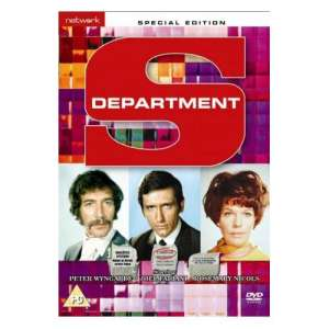 Department S - Complete Serie - Speciale Editie