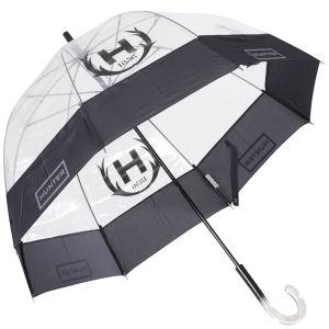 Hunter Ladies Bubble Umbrella - Black - One Size