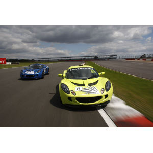 Lotus Exige Driving Thrill at Silverstone