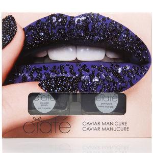 Ciaté London Caviar Manicure Black Pearls