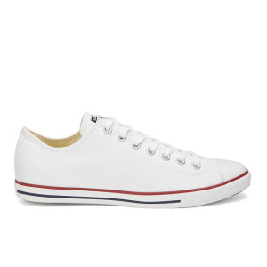Converse Men's Chuck Taylor Alll Star Lean OX Trainers - White