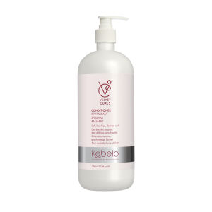 Après-shampooing Kebelo Velvet Curls Conditioner (500 ml)