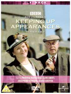 Keeping Up Appearances Seizoen 1 en 2