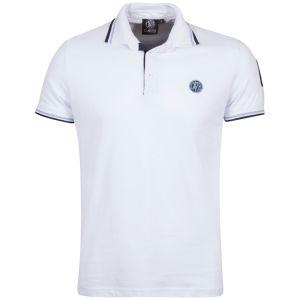 Carter Men's Duke Polo Shirt - White