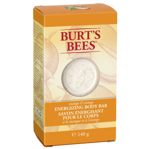 Burt's Bees Body Bar - Mango & Orange 140g
