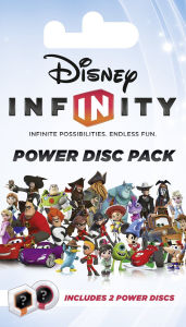 Figurines Disney Infinity 2.0 : Personnages Disney Wave 2