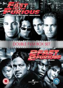 Double: The Fast and The Furious / 2 Fast 2 Furious