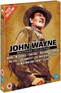 John Wayne Westerns Verzameling