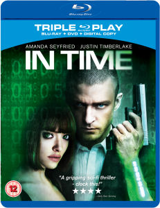 In Time - Triple Play (Blu-Ray, DVD en Digital Copy)