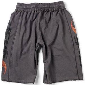 GASP Pro Gym Shorts - Grey