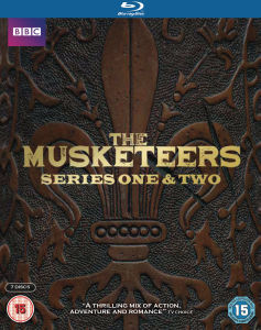 The Musketeers Series 1 & 2