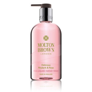Jabón de manos de ruibarbo y de rosa Molton Brown (300ml)