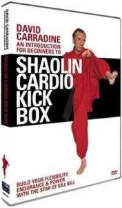 David Carradine - An Introduction For Beginners To Shaolin Cardio Kick Box