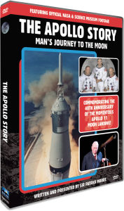 Sir Patrick Moore - Apollo Story