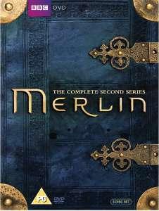 Merlin - Series 2 - Complete