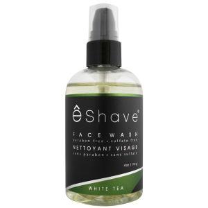 eShave Face Wash White Tea (113g)