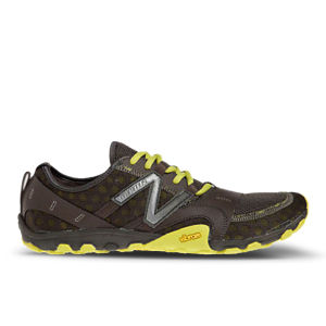 New Balance Men's MT10GL2 Minimus Running Shoes - Grey/Lime